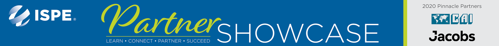 ISPE 2020 Partner Showcase logo